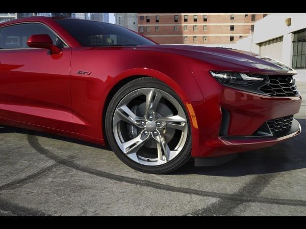 Nouvelle remise de 3.000$ pour la Chevrolet Camaro