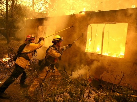 Incendies en Californie: PG&E promet 13,5 mds USD pour solder des poursuites