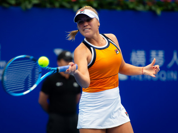 WTA Doha : Kenin sortie dès son entrée en lice