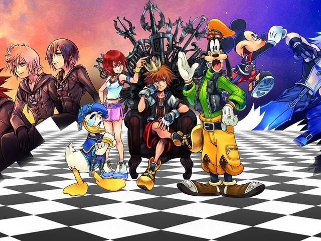 Les anciens Kingdom Hearts débarquent finalement sur Xbox One
