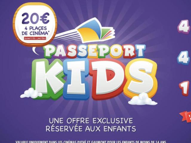 Passeport Kids Disney chez Gaumont