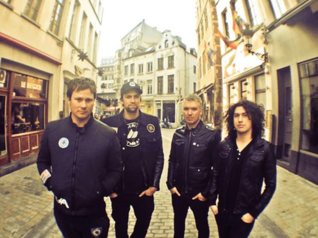 Angels and Airwaves : le groupe de retour au complet sur le prochain album