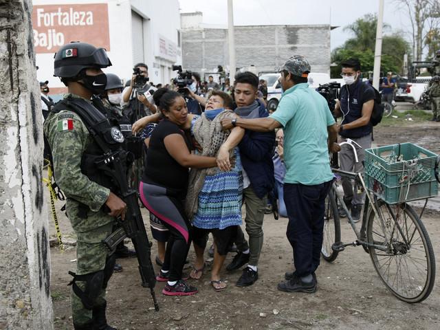 Mexique: au moins 24 morts dans l'attaque d'un centre de désintoxication