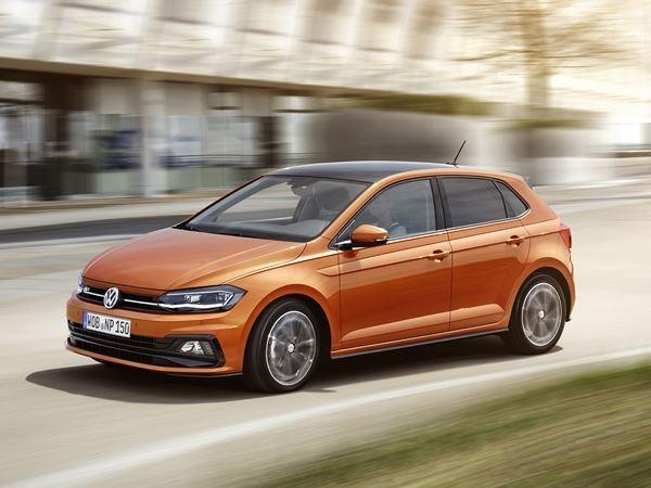 Une petite Volkswagen Golf au prix d'une citadine