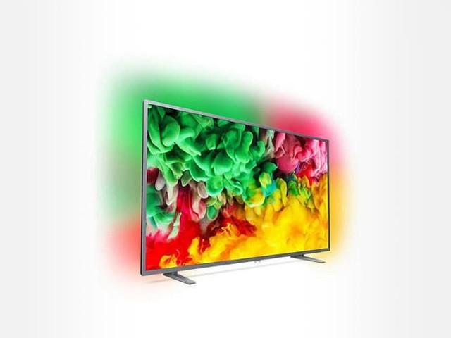 TV Philips 4K UHD Ambilight 50″ (126cm) à 399.99 €