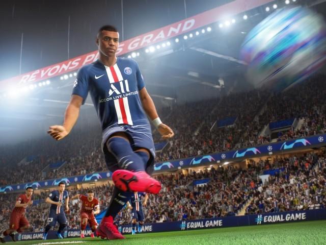 FIFA 21: EA dévoile un 1er trailer avec Kylian Mbappé [Vidéo]