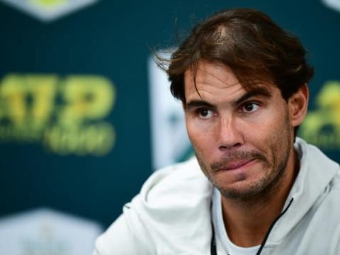 Masters 1000de Paris: Nadal forfait sur blessure avant sa demie, Djokovic-Shapovalov en finale