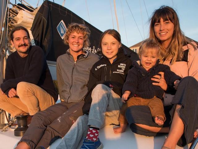 COP 25 de Madrid - Retour en Europe ce mardi pour Greta Thunberg après une traversée de l'Atlantique en catamaran