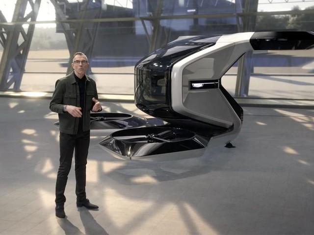CES 2021 : GM dévoile le Cadillac eVTOL, un taxi volant monoplace