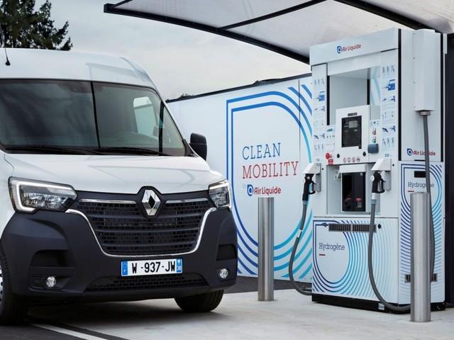 Une pile à combustible française pour les Renault électriques