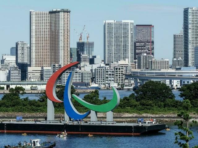 Paralympiques 2020: arrivée de la flamme à Tokyo, record de cas de Covid-19