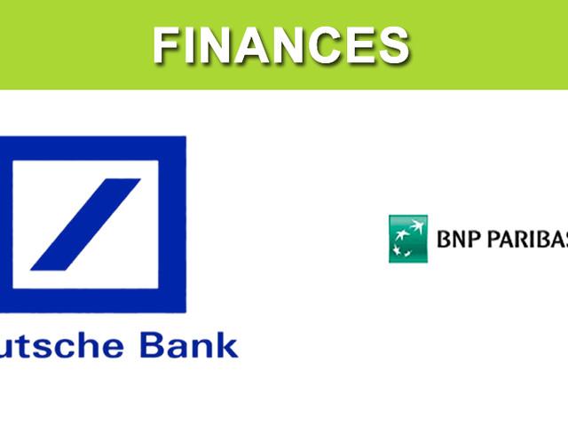 Deutsche Bank va transférer ses activités de courtages à BNP Paribas, soit 800 emplois