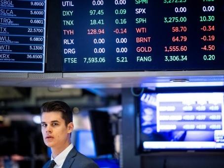 A Wall Street, le Dow Jones à un record après l'accord Chine-USA