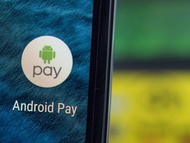 Android Pay est maintenant offert au Canada