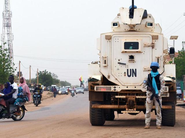 """Pour l'ONU, c'est aux """"armées nationales de lutter contre le terrorisme"""" au Sahel"""