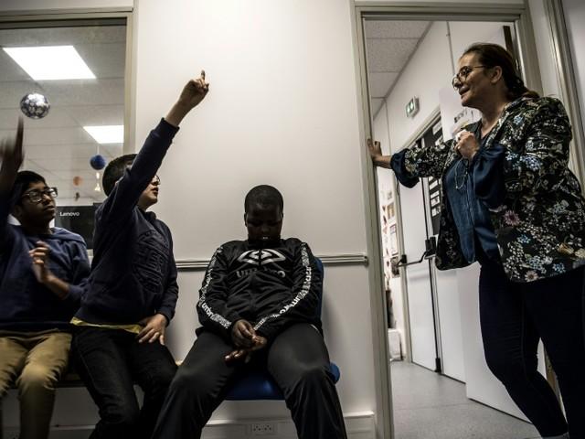 En Seine-Saint-Denis, la première unité de France pour collégiens autistes a réussi sa rentrée