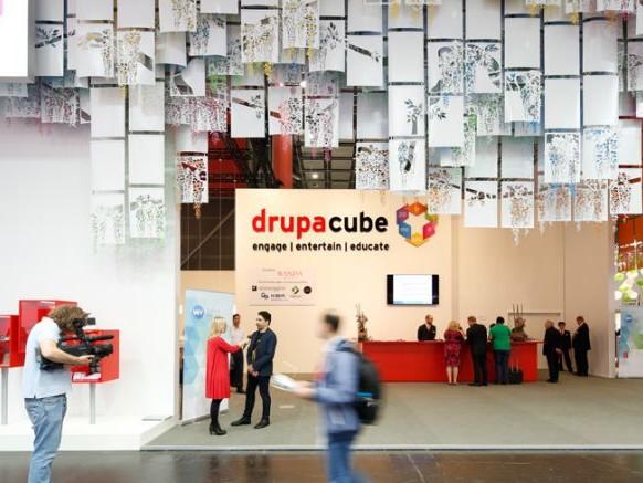 La Drupa Cube 2020, du contenu exploitable pour les entreprises des arts graphiques