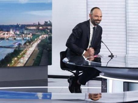 """Réforme des retraites en France - """"Nous allons aller au bout"""" de la réforme des retraites, annonce Edouard Philippe"""