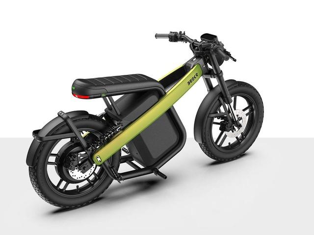 Électrique, biplace et urbain : le deux-roues Model-B s'offre une sortie en 2020