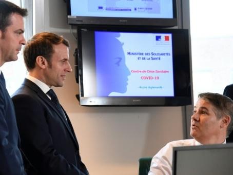 Coronavirus: la mobilisation s'amplifie en France face à la menace