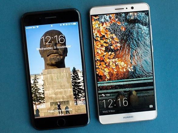 Le meilleur zoom dans un smartphone : Iphone 7 ou Mate 9 ?