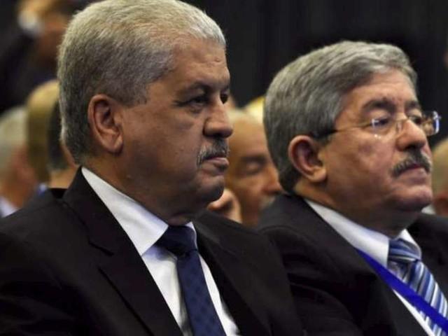 Algérie : 15 et 12 ans de prison pour deux ex-Premiers ministres