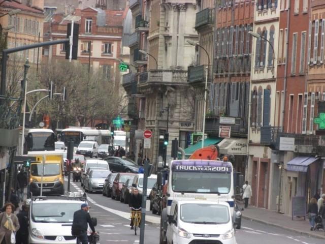 Toulouse. C'est une coupure quasi infranchissable au centre-ville, la rue de Metz va être réaménagée