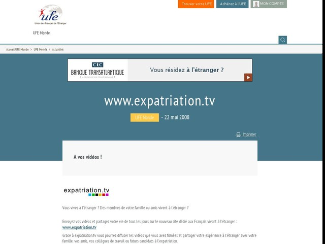 www.expatriation.tv