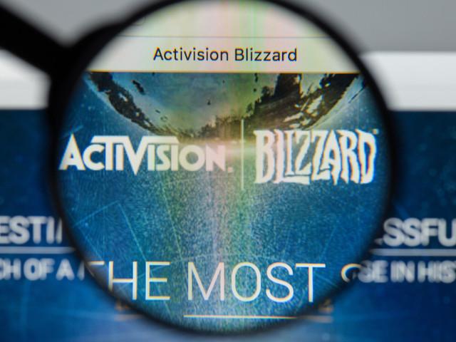 Activision Blizzard va licencier 800 employés malgré une année 2018 record