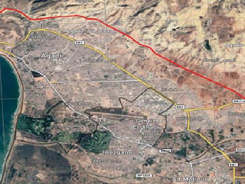 Le projet de la rocade Nord-Est à Agadir entre dans sa phase d'exécution