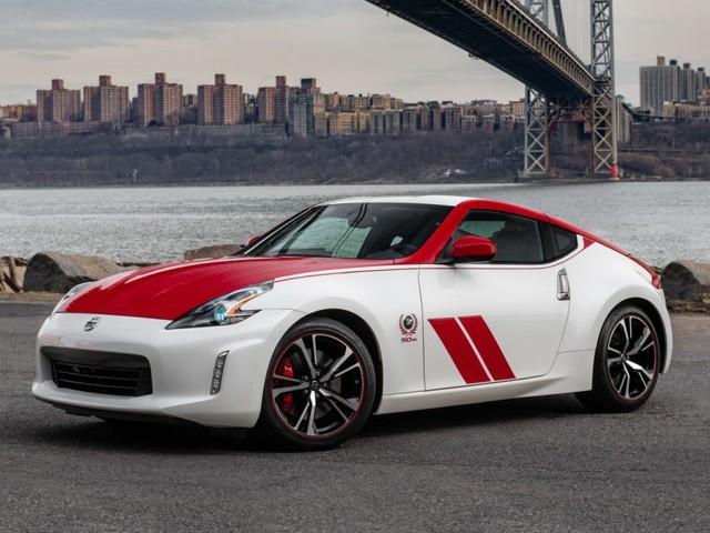 """Le prix de la Nissan 370Z """"50e anniversaire"""""""