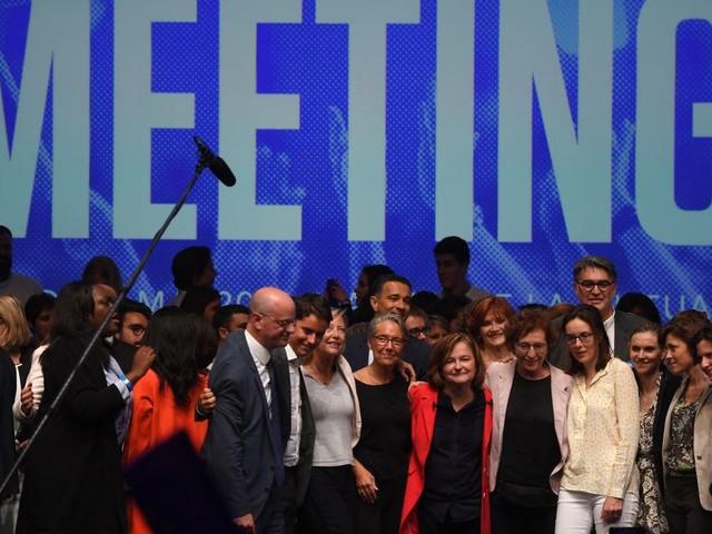 Présidentielle 2022: LREM se met doucement en marche