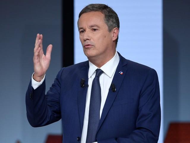 Le débat de la présidentielle sans Nicolas Dupont-Aignan, un grave manquement de la part de TF1