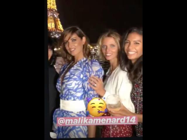 Malika Ménard célébrée par Valérie Bègue et Sylvie Tellier pour ses 32 ans