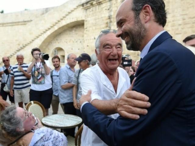 Législatives: Edouard Philippe appelle à la mobilisation pour le second tour
