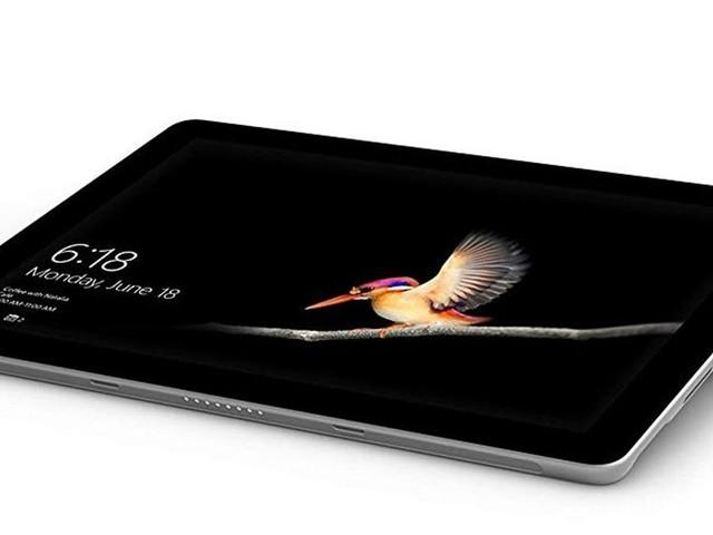 Le produit du jour : la Microsoft Surface Go est en promotion