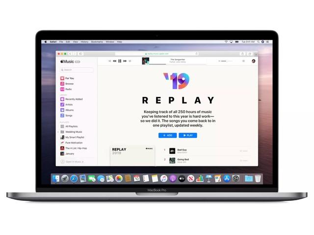 Apple Music Replay vous rappellera vos meilleurs titres de 2019