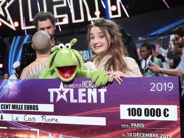 """Qui est la ventriloque qui remporte"""" la France a un incroyable talent"""" ?"""
