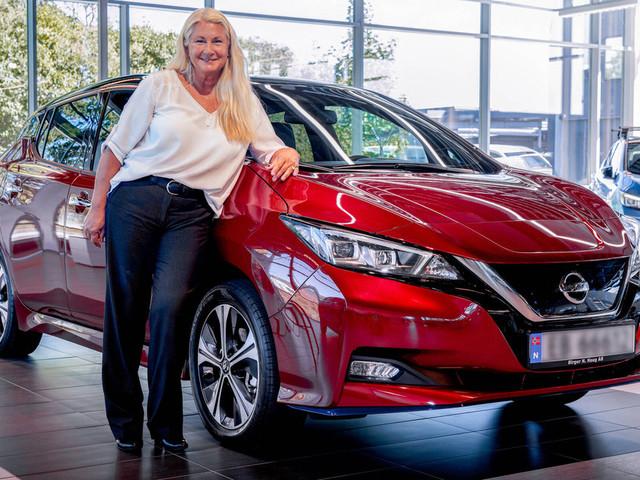 Nissan Leaf : déjà 500000 voitures assemblées