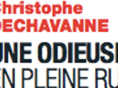 Christophe Dechavanne, une odieuse agression en pleine rue