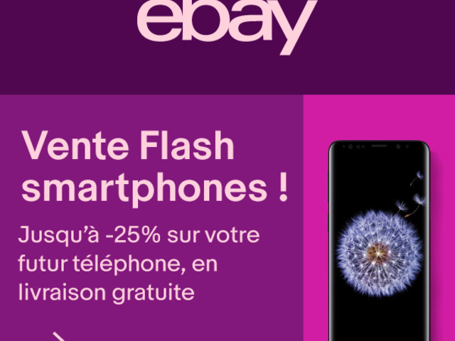Samsung Galaxy Note9, Huawei P20, Xiaomi Pocophone, Google Pixel 2 et Apple Ipad à prix mini chez Ebay