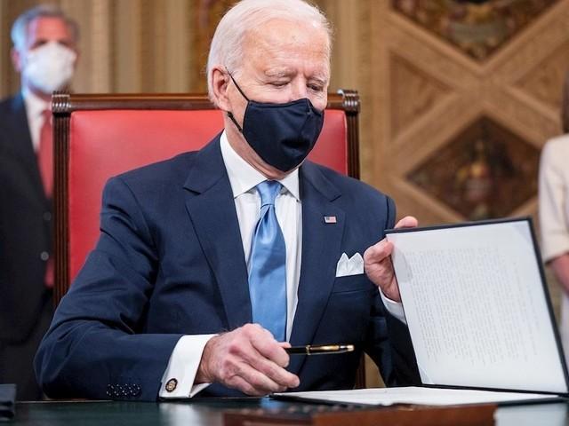 Joe Biden annonce le retour des États-Unis dans l'accord de Paris sur le climat
