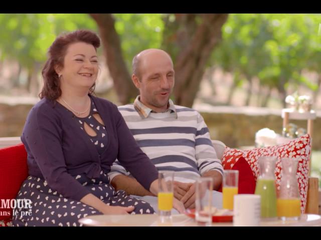 Maud (L'amour est dans le pré) reconnaissante : son bel hommage à l'émission