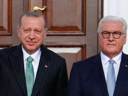 Pour le président turc, une visite en Allemagne sans «normalisation» des relations