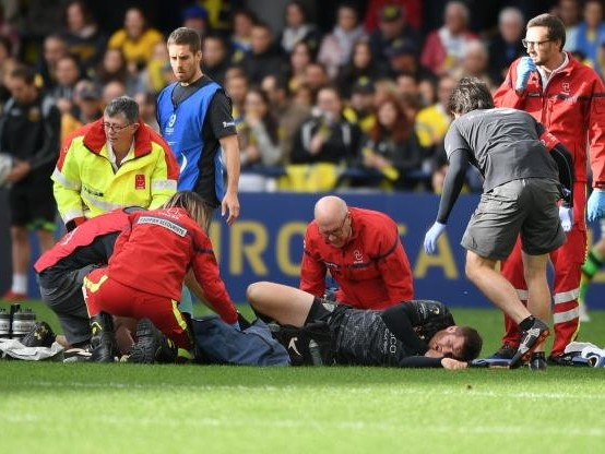 Rugby - CE - ASM - Clermont : Camille Lopez victime d'une fracture du tibia