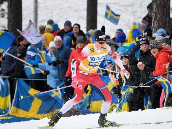 Ski de fond - CM - Ski de fond : Johannes Hoesflot Klaebo et Stina Nilsson remportent la dernière épreuve de sprint et le petit globe