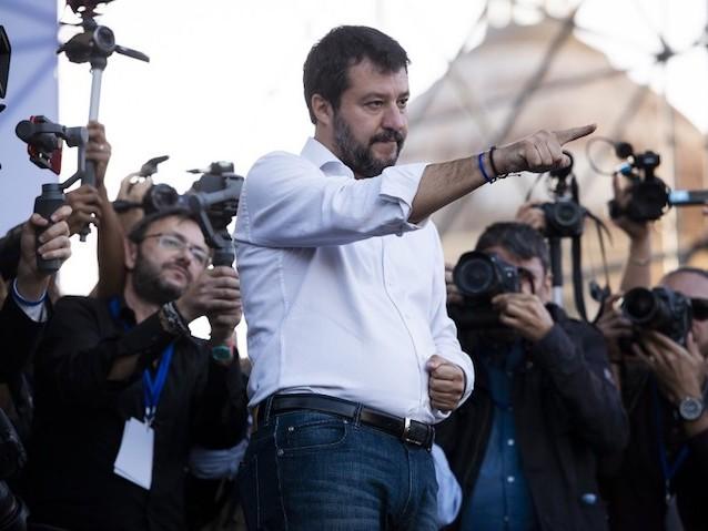 Italie : Matteo Salvini, le retour de la revanche, saison 2 ?