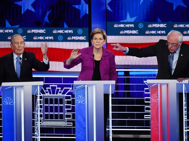 Lendemain de débat difficile pour Michael Bloomberg dans les primaires démocrates