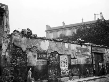 La libération de Paris racontée par l'AFP en 1944: le 22 août