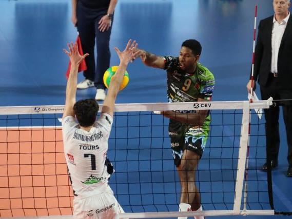 Volley - ITA - Italie: Wilfredo Leon deux saisons de plus à Pérouse